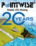 Pointwise: Reliable CFD meshing