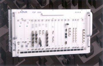 An ADVA cabinet