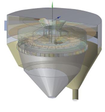 Holcim dynamic separator